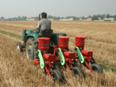 maize seeder machine