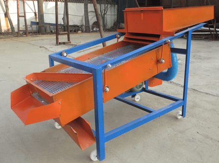 grain sieving machine