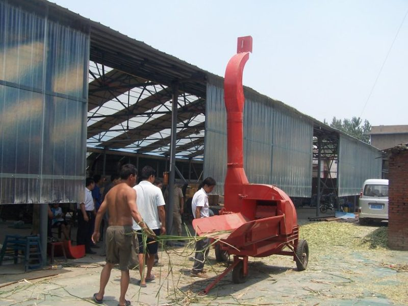 post harvest equipment factory