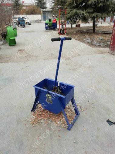 hand operated peanut sheller