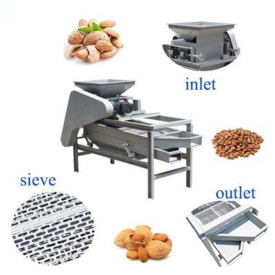 almond cracker machine