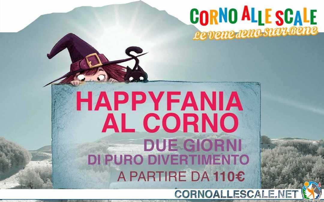 Happyfania al Corno!