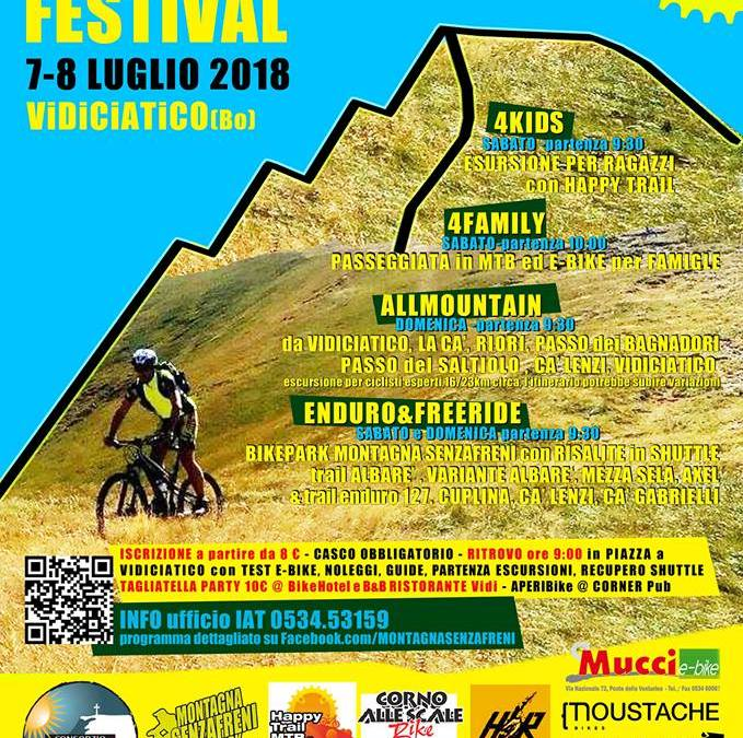 CORNO ALLE SCALE MOUNTAIN BIKE FESTIVAL