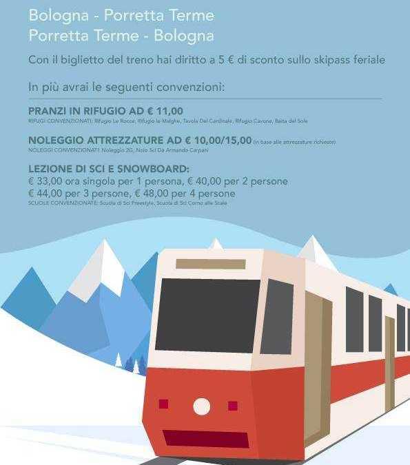 Il treno della neve