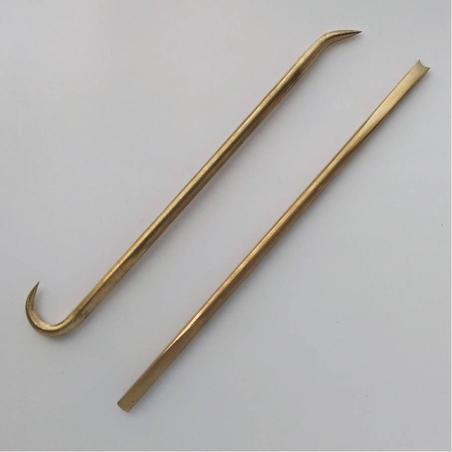 Brass O-ring Pick HD set