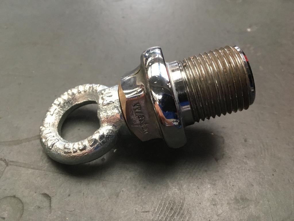 M25 Cylinder Plug/Hanger
