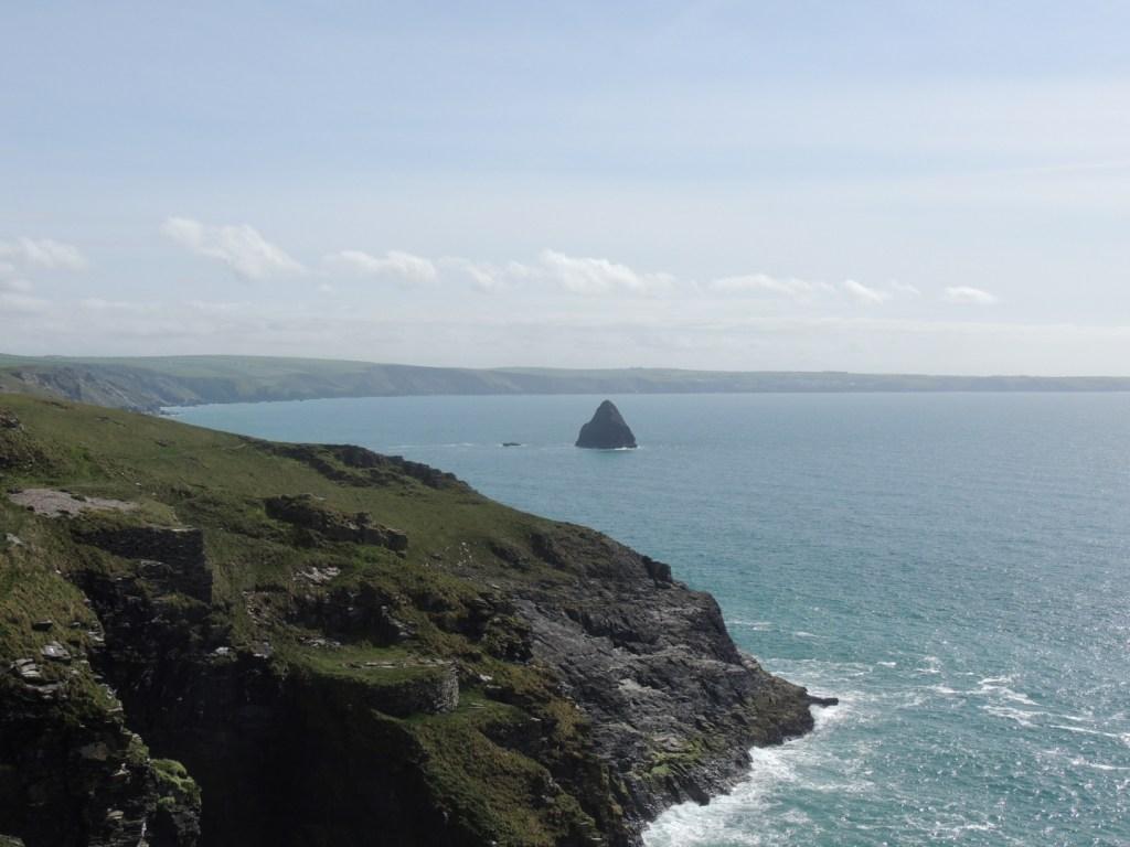 View from Glebe cliffs