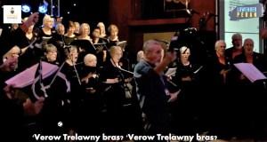 Lowender Peran - Trelawny, sung in Kernewek