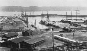 Par Harbour Early 20th century