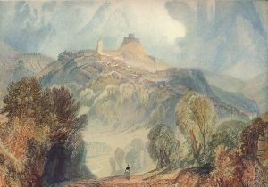 Launceston From The Water-colours of J. M. W. Turner, text by W. G. Rawlinson and A. J. Finberg. [Avalon Press, London, 1909]