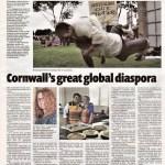 Ertach Kernow - Cornwall's great global Diaspora