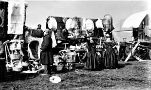 Summercourt Fair c1900 [RCM]