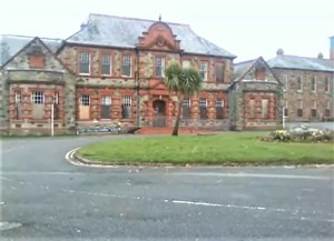 St Lawrences Hospital Bodmin after closure
