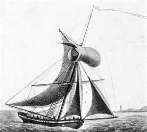 Revenue Cutter Badger 1819