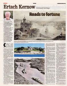 Ertach Kernow - Roads to Fortune
