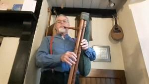 Merv Davey Talk at St Piran's Festival