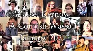 Wassel Kernow 2021 - Kernow Bedroom Choir