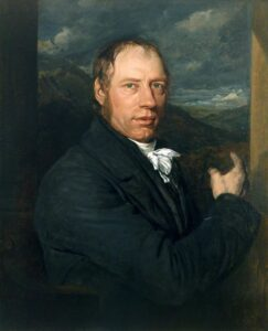 Portrait of Richard Trevithick - Cornish Engineer
