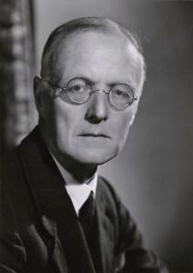 Dr Courtenay Arthur Ralegh Radford