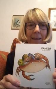 Elizabeth Carne reading Kanker by Will Coleman