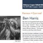 Kernow Ent' Ben Harris
