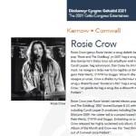 Kernow Ent' Rosie Crow