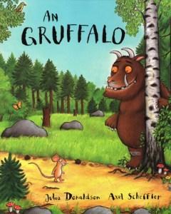 An Gruffalo - Kernewek translation by Ray Chubb