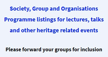 Click above for link to Society Programme Page