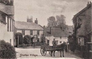 c1900 Stratton Village