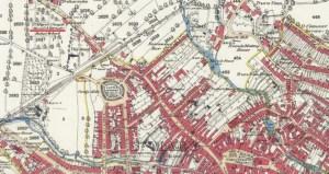 St Mary's Church & Burial Ground 1879