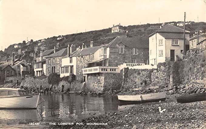The Lobster Pot, Mousehole