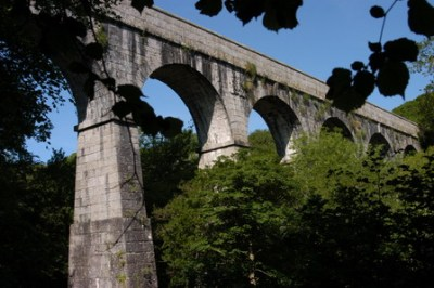 The Treffry Viaduct