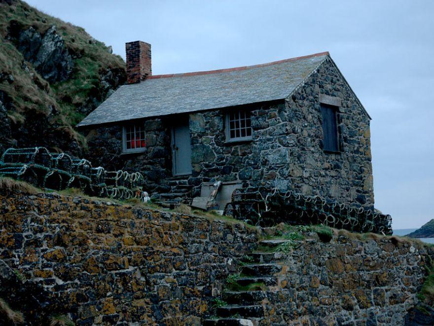 Mullion Harbour Fisherman's Hut