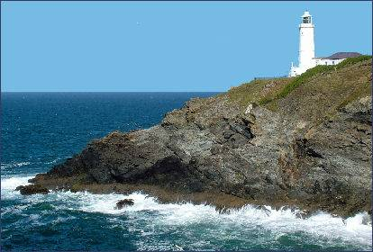 Cornwall Tour An Illustrated Guide To Cornwall Trevose Head