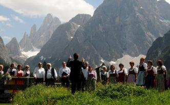 Festival Internazionale di Cori Alta Pusteria