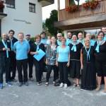 Festival Alta Pusteria 2017, foto di gruppo, Dobbiaco