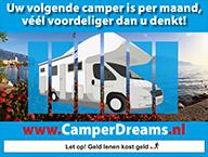 Financiering CamperDreams.nl