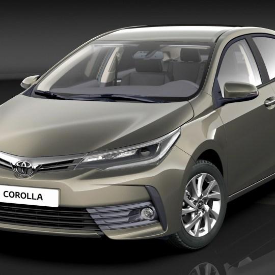 Novo Toyota Corolla 2019: Ficha técnica e preço