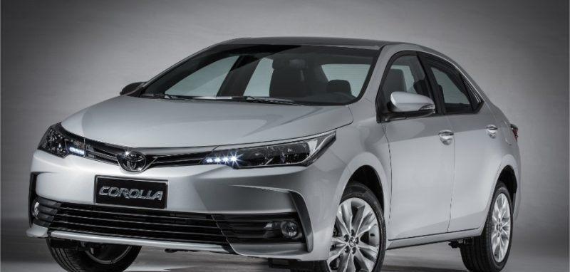 PARA PCD: Toyota Corolla Versões GLI e XEi tem Bônus Especial