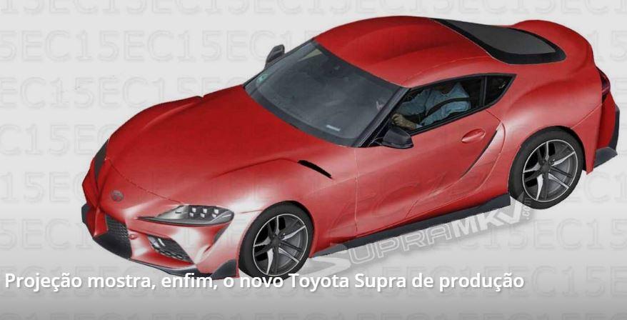 Novo Toyota Supra