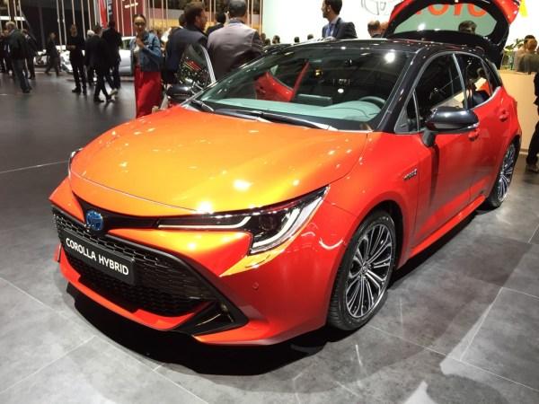 Novo Toyota Hibrido