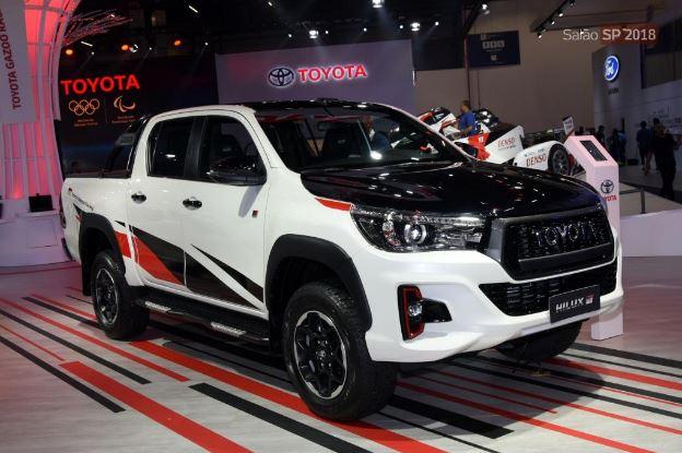 Com Marca da Gazoo: Toyota está apostando no Yaris aventureiro e Hilux Esportiva