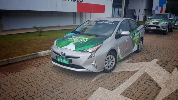 Novo Toyota Corolla Híbrido Flex