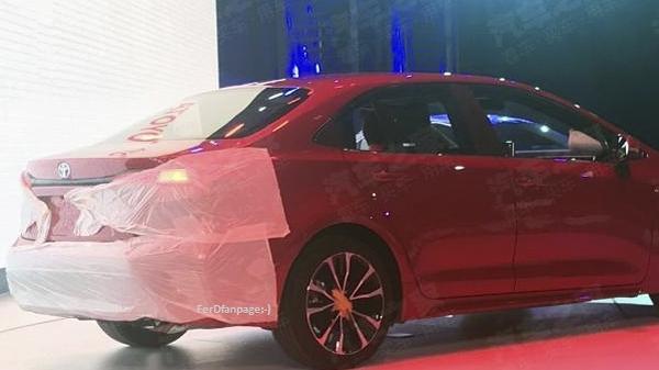 Novo Toyota Corolla Apareceu na China e Chegará ao Brasil em 2020