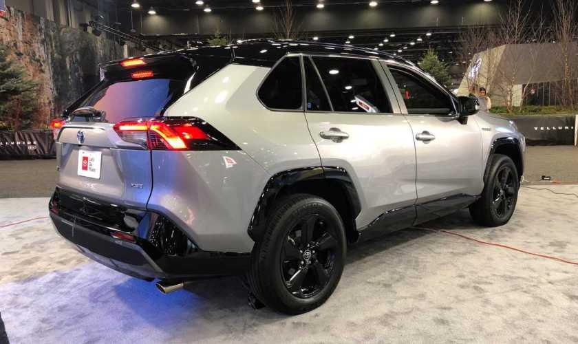 Novo RAV4 de Toyota chegará ao Brasil no Segundo Semestre