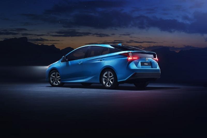 Toyota Prius é Apresentado