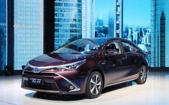 Toyota Fará Investimos para o Primeiro Híbrido FLEX