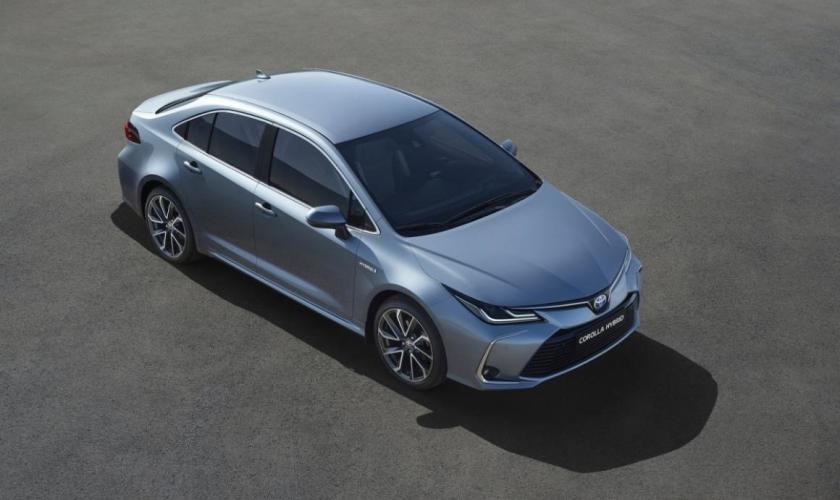 Novo Toyota Corolla é o Primeiro Híbrido Flex do Mundo