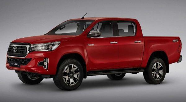 Segredo Toyota Hilux