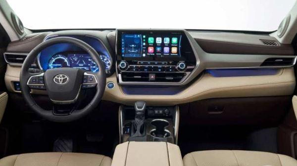 Toyota Higlander 2020 Veiculo de Sete Lugares
